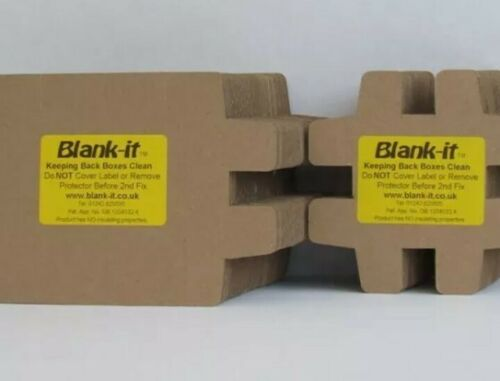 Blank-it Electrical Boxes